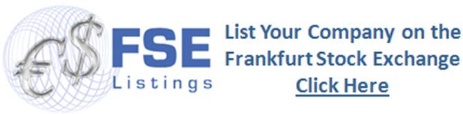 Go Public Frankfurt Stock Exchange and Xetra